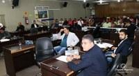106ª Sessão Ordinária discute LOA, Escola Militar e Taxa de Religação de água