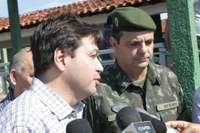 Prefeito Roberto Farias (PMDB)