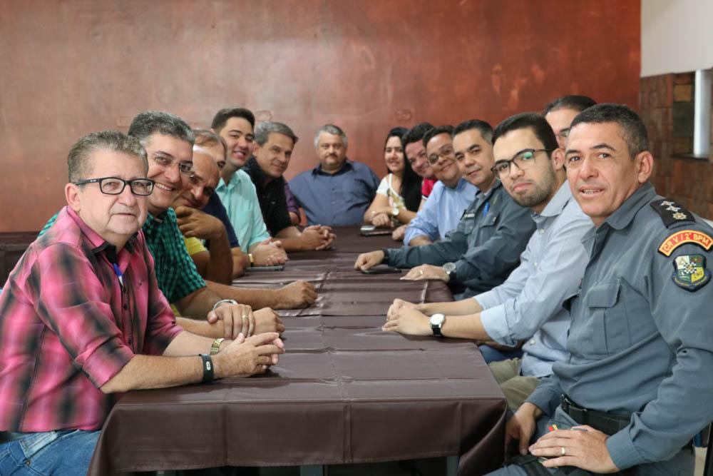 5º CR realiza almoço de confraternização