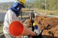 Águas de Barra do Garças estará realizando obras de ampliação de rede de esgoto no Bairro Jardim Serra Dourada