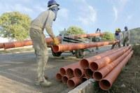 Águas de Barra do Garças estará realizando obras de ampliação de rede de esgoto nos Bairros São Sebastião, Morada do Sol e Anchieta