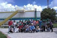 Águas de Barra do Garças recebe visita de acadêmicos de Engenharia de Alimentos da UFMT