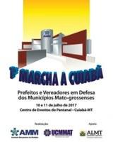 AMM e UCMMAT realizarão evento municipalista
