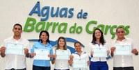Área de atendimento ao consumidor da Águas de Barra do Garças recebe Moção de Aplausos da Câmara Municipal