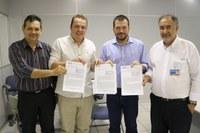 Assinatura de convênios garante mais de 10 milhões para Barra do Garças