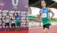 Atleta barra-garcense é campeão brasileiro nos Jogos Universitários