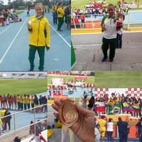 Atleta do Vale dos Sonhos é Ouro nos Jogos Sul-Americanos Escolares