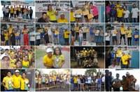 Atletas da Barra do Garças Associação de Atletismo mais uma vez conquistam pódio em corrida de rua
