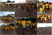 Atletas da BGAAT iniciam o ano treinando pesado para competições