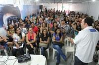 Avanços do Pró-Escola são apresentados para profissionais da educação de Barra do Garças