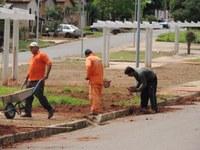 Avenida Perimetral recebe acabamentos para ser entregue a comunidade