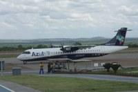 Azul tem HOTRAN autorizado para a linha Cuiabá/Barra/Goiânia