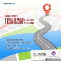 Barra do Garças e Pontal do Araguaia recebem projeto de combate ao câncer