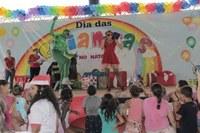 Barra do Garças realiza festas em comemoração ao Natal para crianças e melhor idade em Barra do Garças