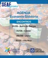 Barra do Garças recebe encontro que tratará de economia solidária