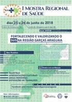 Barra do Garças sediará Mostra Regional de Saúde no mês de junho