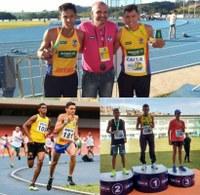Barra-garcense é campeão brasileiro do Caixa de Atletismo Sub-18 nos 1.500 metros