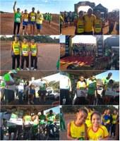 Barra-garcenses vão à Rondonópolis e dão show em corrida