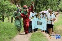 Barra realiza 1º encontro de Folias de Reis e prepara documentário Caminho da Fé
