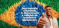 Biometria: eleitor pode informar interesse em trabalhar como mesário voluntário nas Eleições 2018