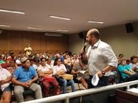 Câmara aprova incentivo a agentes de saúde e endemias após reunião com Frente Parlamentar