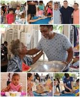 Câmara realiza Projeto Alegria nos Bairros em Vila Maria