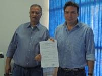 CDL anuncia construção de nova sede durante audiência com prefeito de Barra do Garças
