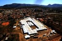 Comitiva de Goiás conhece estrutura da Caravana em Barra do Garças