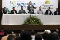 Democracia Ativa foca discussões nas peças orçamentárias para vereadores da região do Araguaia