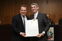 Deputado Max Russi agora é cidadão barra-garcense