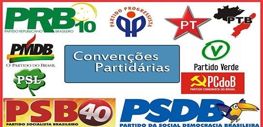 64ed6c6ead Domingo é o último dia para os partidos políticos realizarem suas  convenções — Câmara Municipal de Barra do Garças