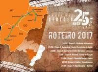 Em 25 anos de história, Barra do Garças será a primeira cidade do Mato Grosso a receber o Rally dos Sertões