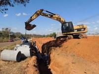 Empresa ainda não entregou obra no Nova barra e danos em via serão refeitos sem prejuízo aos cofres públicos
