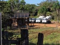 Empresa reinicia obras do anel viário em Barra do Garças