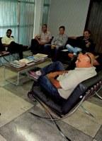 Empresários do Distrito Industrial de Barra visitam Prefeito e anunciam criação de Associação