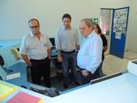 Equipe técnica da Azul está em Barra do Garças fazendo estudo para implantação de voo
