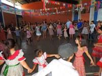 Estação Juventude realiza Festa Junina em Barra do Garças