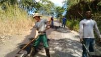 Estradas vicinais que dão acesso ao distrito de Vale dos Sonhos – Barra do Garças são recuperadas