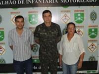 Exército vai participar de mutirões contra dengue na Barra e Aragarças