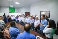 Fávaro percorrerá região do Araguaia para informar sobre o programa 'Internet para Todos'