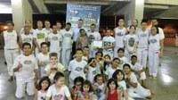 Festival fortalece tradição da arte-capoeira no Araguaia