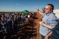 Governador inaugura e lança obras em 12 municípios nesta semana
