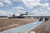 Governador reúne com Secretaria de Aviação Civil para debater concessão de aeroportos de MT