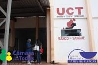 Hemocentro de Barra do Garças necessita de doação de sangue
