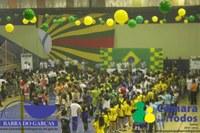 Jogos Estudantis em Barra do Garças conta com participação de 19 escolas