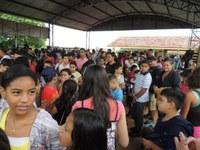 Mais de 3 mil pessoas participam de Ação Cívico Social em Barra do Garças