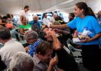 Mais de mil pessoas são atendidas no primeiro dia de Caravana