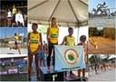 Menina de Ouro do Vale dos Sonhos representará o Brasil no XXIV Jogos Sul-Americanos Escolares 2018 em Arequipa - Peru