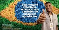 Mesário Voluntário - Eleições 2016 - #seuvotosuavoz