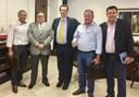 Ministro Kassab garante que MT será o primeiro Estado a receber internet do satélite